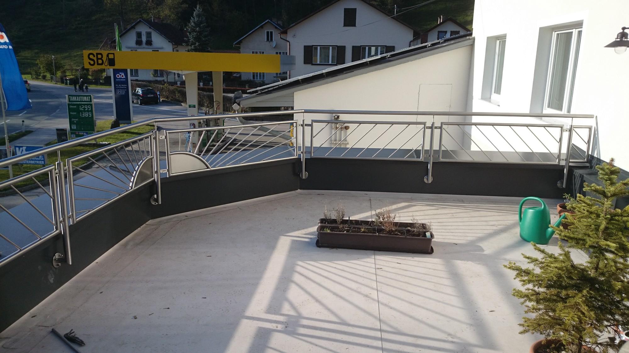 Terrassen Gelander Design Haus Design
